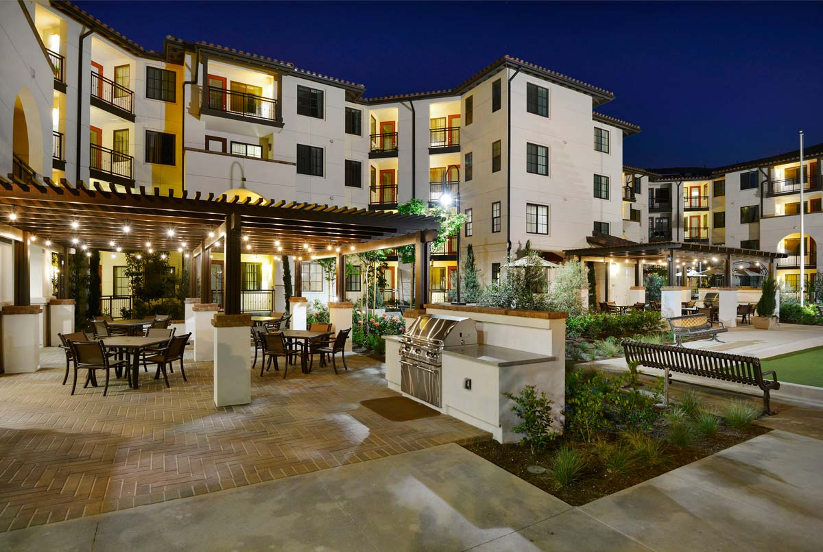 Integrity Housing Opens Olivera Senior Affordable Apartments
