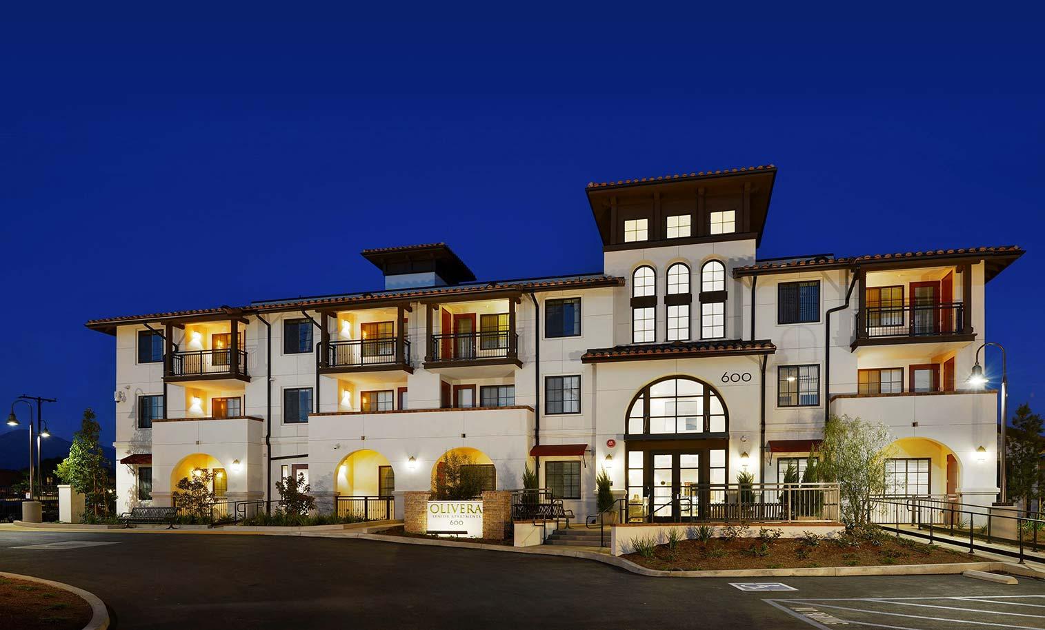 Affordable Senior Apartments In Irvine Ca